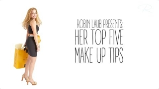 Embedded thumbnail for My Top Five Make Up Tips