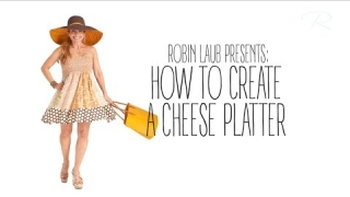 Embedded thumbnail for How To Create A Cheese Platter