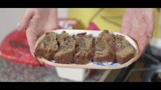 Embedded thumbnail for Robin Laub - How To Make Brilliant Banana Bread